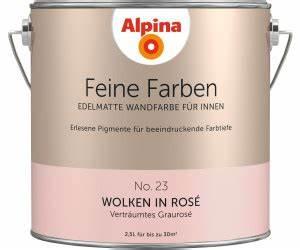 Wolken In Rose : alpina farben feine farben ab 26 11 preisvergleich bei ~ Orissabook.com Haus und Dekorationen