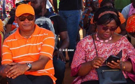 Togo-CNAP : Mme Adjamagbo salue la position de Jean-Pierre ...