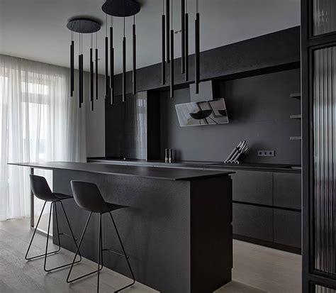 80 black kitchen cabinets the most creative designs