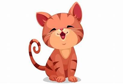 Vector Kitten Cat Illustration Cartoon Cats Kittens
