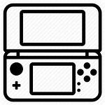 Nintendo 3ds Icon 3d Line Console Icons