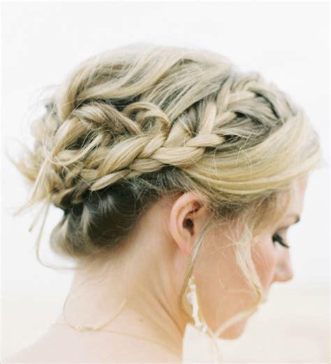 coiffure mariage cheveux mi lachã s coiffure de mariage style bohème mariage bohème