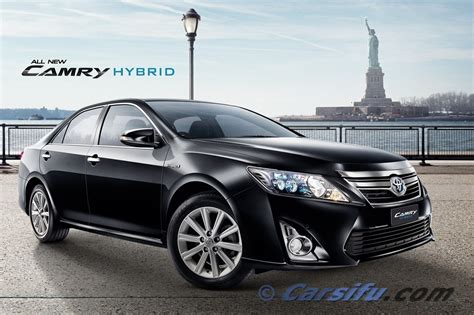 Toyota Camry Hybrid Backgrounds by Carsifu Car News Reviews Previews Classifieds Price