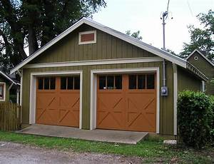 Are You Dreaming Of Building A Detached Garage Plan