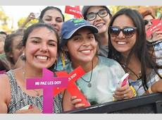 Pope challenges Chilean youth to ask, 'What would Christ