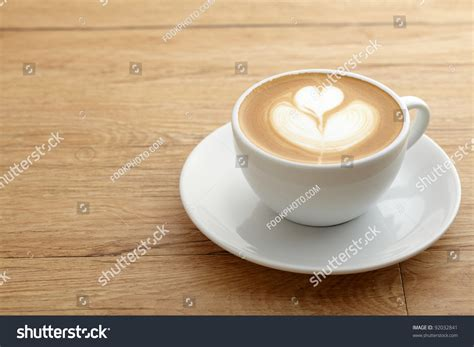 Cup Coffee Heart Pattern White Cup Stock Photo 92032841 Most Expensive Coffee Maker For Home Luwak Hong Kong Beans Retail White Di Indonesia Baturiti Starbucks Ever Grinds Pouches Erfahrungen