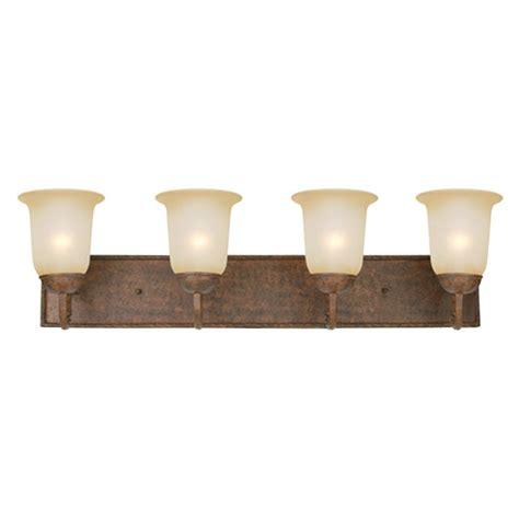 home depot bathroom vanity lights bronze y decor gianni 4 light bronze patina bath vanity lighting