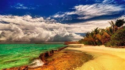 Summer Wallpapers Beach Vacation Screensavers Season Google