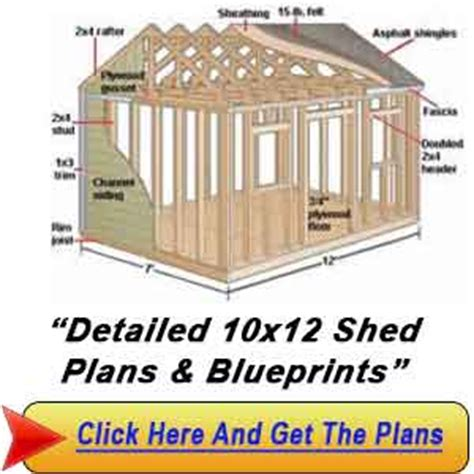shed plan shed plans package