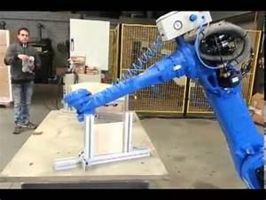 Holz Schleifen Maschine : turelemente aus holz bursten und schleifen mit roboter von der fa aurtec youtube ~ Watch28wear.com Haus und Dekorationen