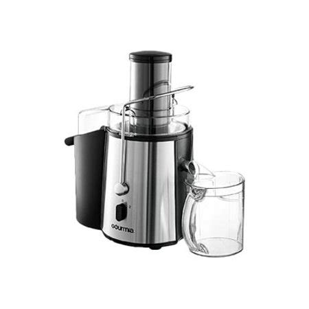 juicer beginners under gj extractor centrifugal 850w gourmia vegetable juice settings mouth multiple fruit stainless wide steel silver