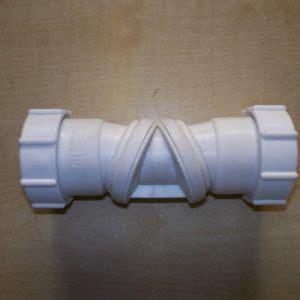 buy mcalpine wc adjustable toilet pan connector waste