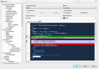 Delphi Ide Theme Editor Portable Screenshot Screenshots