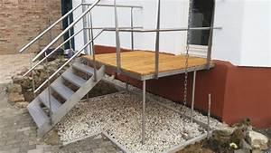 stb haus und garten podeste With französischer balkon mit podest im garten