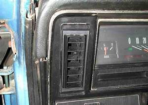 1972 Chevy Nova Air Conditioning System