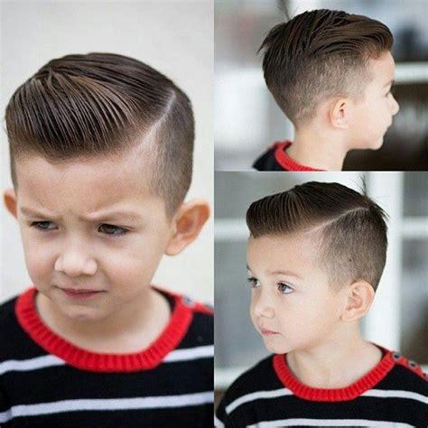 cortes de cabello  ninos  estan en tendencia