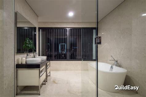 Bathroom Makeovers Cost by Bathroom Makeovers On A Budget Buildeasy Design