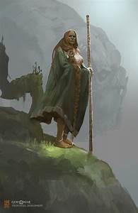 God of War Concept Art by Vance Kovacs | Concept Art World