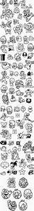 Super Mario 3d World Stamps | www.pixshark.com - Images ...