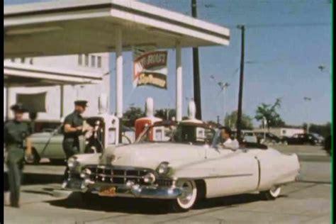 1950s Service Station