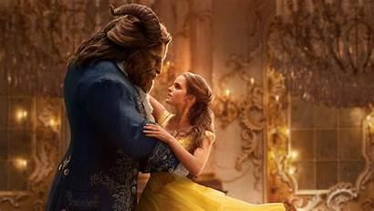 Beast Beauty Backgrounds Disney Wallpapers Wall Watson