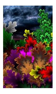 Abstract Colorful Leaves 4k Ultra HD Wallpaper ...