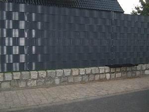 Stabgitterzaun Sichtschutz Einflechten : guter sichtschutzzaun aus kunststoff gesucht ~ Yasmunasinghe.com Haus und Dekorationen