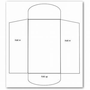 diy square envelope template diy do it your self With mailer format template