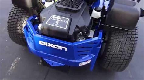 "61"" Dixon Ultra Ztr 27 Hp Kohler Courage Engine Zero Turn"