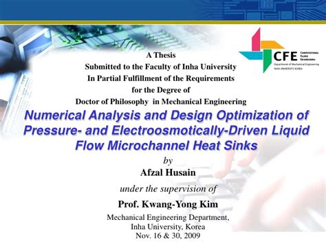 Final thesis presentation ppt