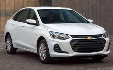 Chevrolet Prisma 2020 Preço by Novos Gm Onix E Prisma 2020 Fotos E Especifica 231 245 Es Car