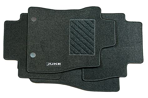 floor mats nissan juke 4x nissan genuine juke car floor mats tailored front rear carpets ke7551k021 ebay