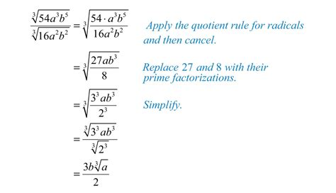 simplifying radicals worksheet  answers db excelcom