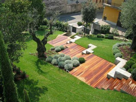 Modernen Garten Anlegen by Garten Am Hang Anlegen Und Sch 246 Ne Hangbeete Bepflanzen