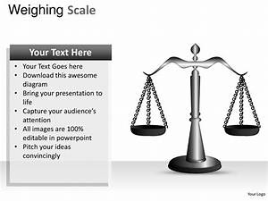 Weighing Scale Powerpoint Presentation Templates