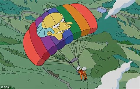 The Simpsons' Smithers Comes Out As Gay To Mr Burns After