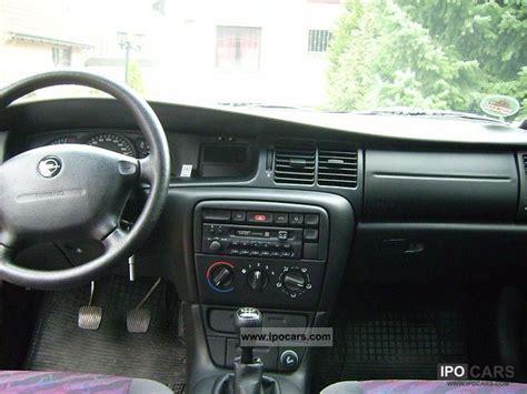 opel vectra    car photo  specs