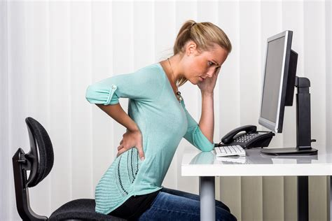 posture bureau back due to a herniated disc in san diego ca