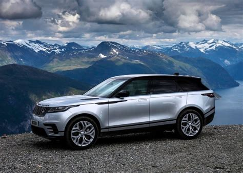 range rover velar svr horsepower automotive car news