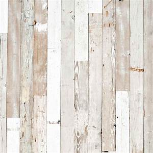 Rustic white wood wallpaper and vintage background ...
