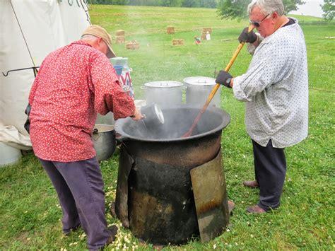 kettle corn adventures