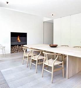 31 Timeless Minimalist Dining Rooms And Spaces DigsDigs