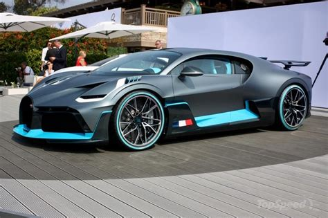 Most of the vehicles produced by bugatti after the veyron were faster than the model it replaced. Love It Or Leave It - The 2019 Bugatti Divo   Top Speed