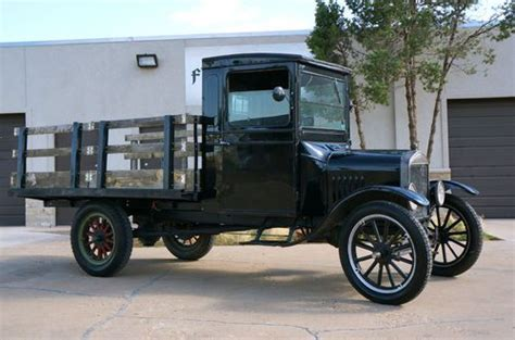 Buy Used 1925 Ford Model Tt 1 Ton Truck Pickup Cab Stake