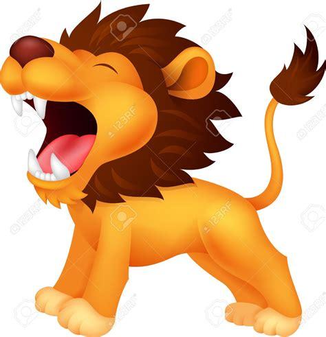roaring cliparts