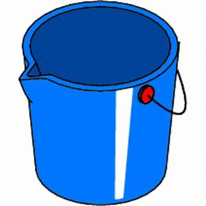 Gallery For > Metal Bucket Clipart