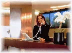 what is a receptionist job description collegerag net