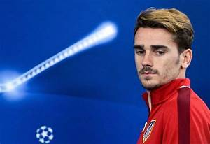 Antoine Griezmann Haircut From Year To Year