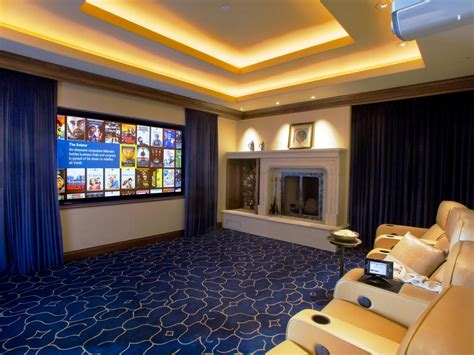 tips for designing the ultimate media room diy network