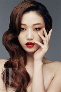 Choi Sora by Eom Samcheol for W Korea oct 2013 | Red ...